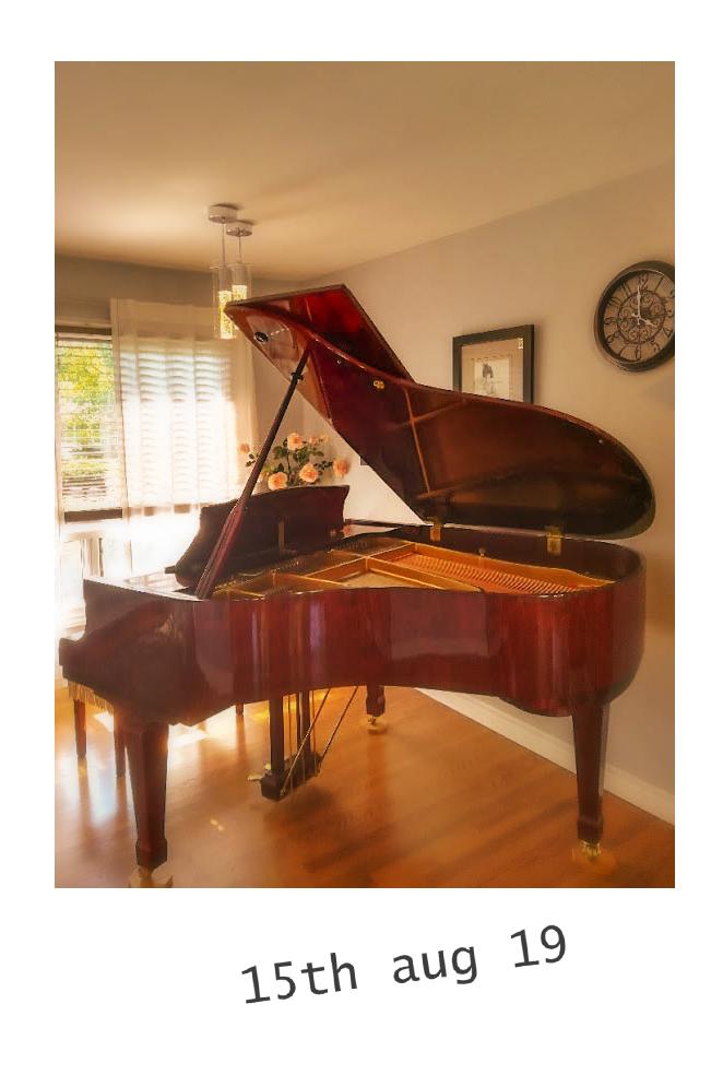 Piano lessons in Ottawa - Eleonora Bohdanova
